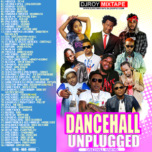 dj roy dancehall unplugged raw mix