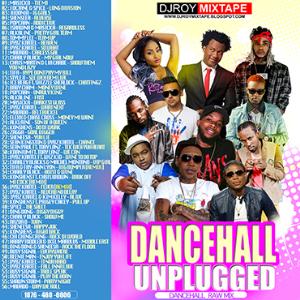 Dj Roy Dancehall Unplugged Raw Mix | Music | Reggae