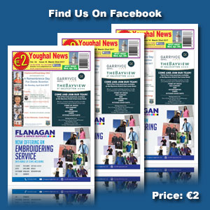 Youghal News March 22nd 2017 | eBooks | Periodicals