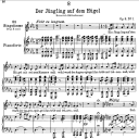 Der Jüngling auf dem Hügel D.702,  Low Voice in C minor, F. Schubert | eBooks | Sheet Music