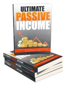 ultimate passive income 2017