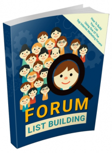 forum list building 2016