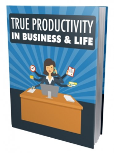 true productivity in business & life 2016