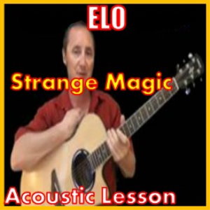 learn to play strange magic by elo