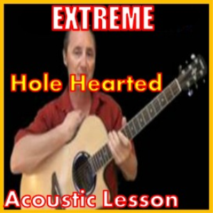 Learn to play Hole Hearted by Extreme | Movies and Videos | Educational