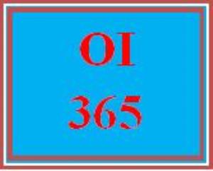 OI 365 Week 2 KM and IC Analysis Presentation   eBooks   Education