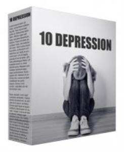 10 depression plr article bundle 2017