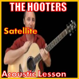 learn to play satellite by the hooters