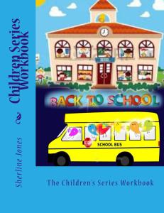 childrens workbook