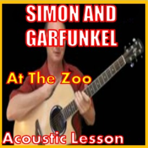 learn to play at the zoo by simon and garfunkel