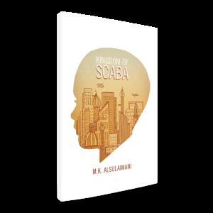 kingdom of scaba.. audio book