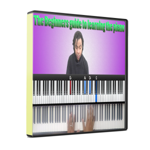 the beginner's guide to learning the piano