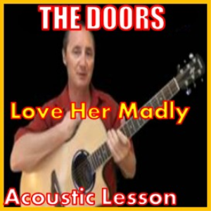 learn to play love her madly by the doors