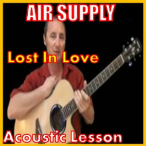 Learn to play Lost In Love by Air Supply | Movies and Videos | Educational