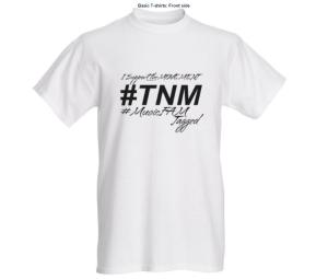 #tnm t shirt plus a free track!