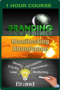 branding for manifesting
