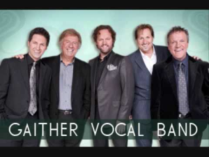 because he lives (gaither tour version) for piano, choir and solos