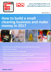 cleaning for profit 2017