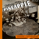 New Pineapple Designs | Book No. 230 | The Spool Cotton Company DIGITALLY RESTORED PDF | Crafting | Crochet | Other
