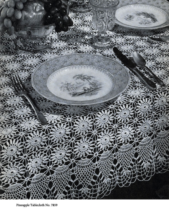 First Additional product image for - Pineapples on Parade   Book No. 241   The Spool Cotton Company DIGITALLY RESTORED PDF
