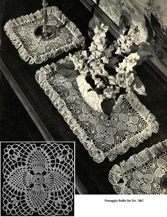 Third Additional product image for - Pineapples on Parade   Book No. 241   The Spool Cotton Company DIGITALLY RESTORED PDF
