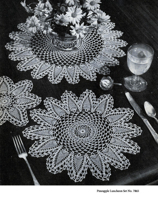 Fourth Additional product image for - Pineapples on Parade   Book No. 241   The Spool Cotton Company DIGITALLY RESTORED PDF