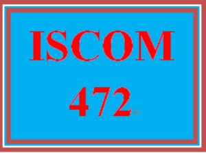 ISCOM 472 Week 2 Individual Article Summary | eBooks | Education