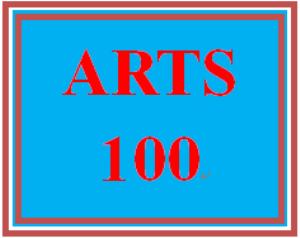 ARTS 100 Week 3 Concepts | eBooks | Education