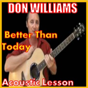 learn to play better than today by don williams