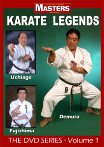 karate legends vol-1