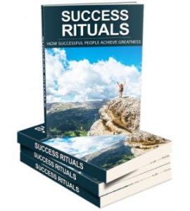 success rituals & video upgrade
