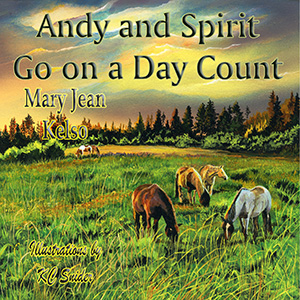 andy and spirit go on a day camp