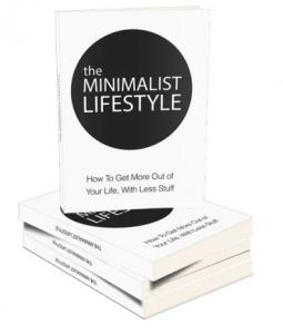 the minimalist lifestyle + gold
