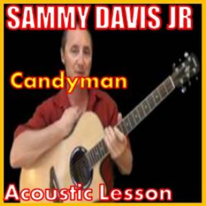 learn to play candyman by sammy davis jr
