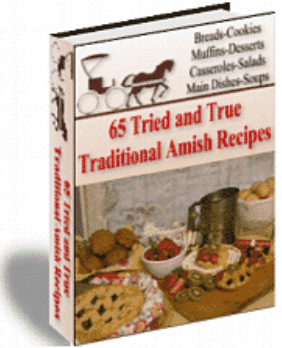 First Additional product image for - Amish Recipes
