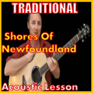 learn to play the shores of newfoundland
