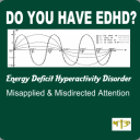 Edhd - Energy Deficit Hyperactivity Disorder | Audio Books | Religion and Spirituality
