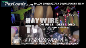 haywire tv ass extravaganza dvd vol 2 dis 1