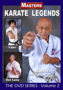 karate legends vol-2 - featuring kubota yabe del sito