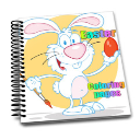Easter coloring pages and clipart for kids | eBooks | Entertainment
