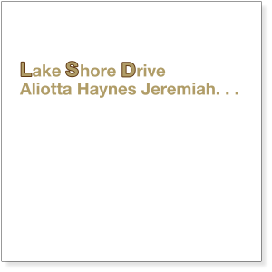 lake shore drive original