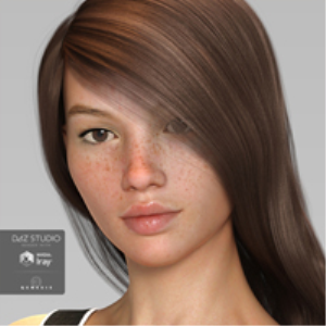 Leah for Genesis 3 Female | Software | Design