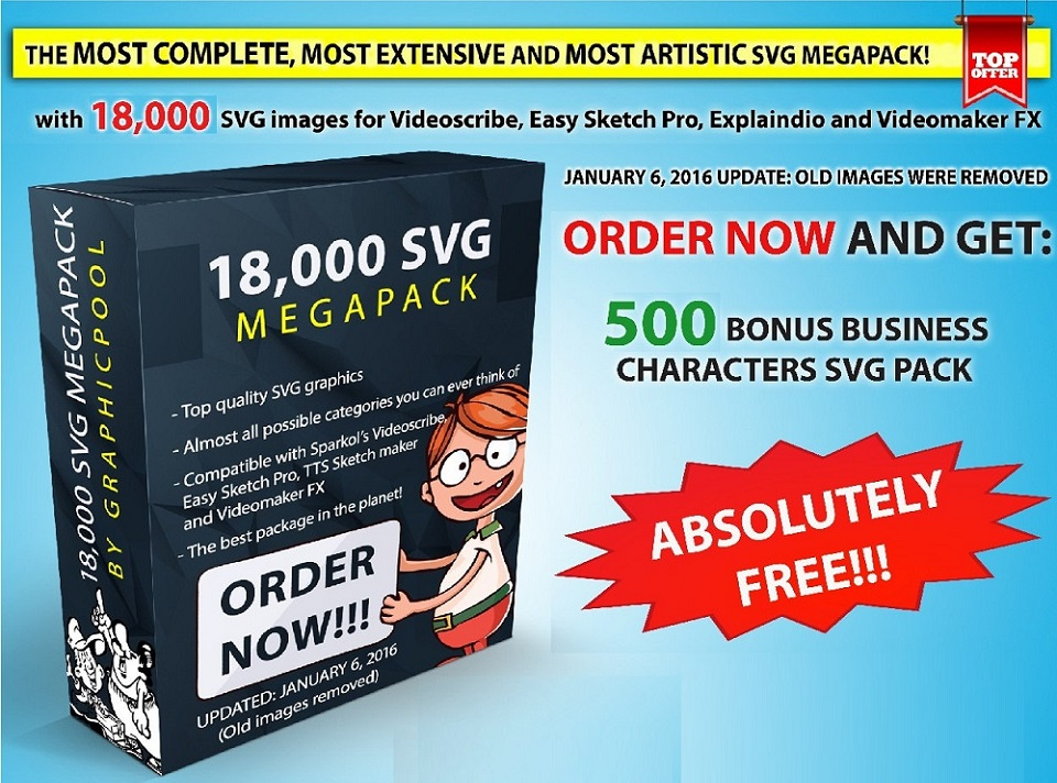 18,000 SVG images for whiteboard animations plus 120 free premium happy  whiteboard music and 10 character packs  svg  svg pack  online svg  |  Photos