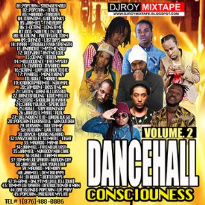 dj roy dancehall consciosness mix vol.2