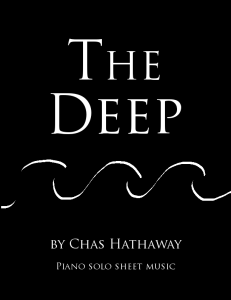 the deep sheet music