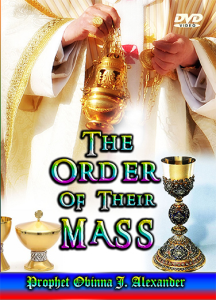the order of their mass
