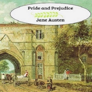 pride and prejudice (audio book)