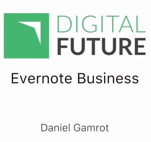 evernote business (daniel gamrot)