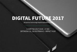 digital future 2017 - balík 5 prednášek
