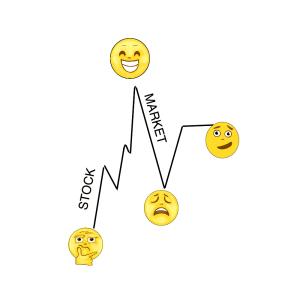 stock market clip art